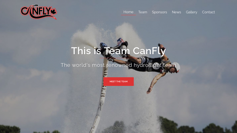 Team CabFly desktop