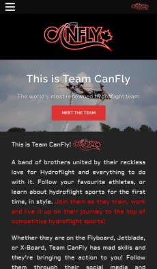 Team CanFly Phone