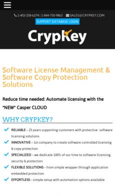 Crypkey Phone