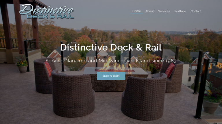 Distinctive Deck desktop
