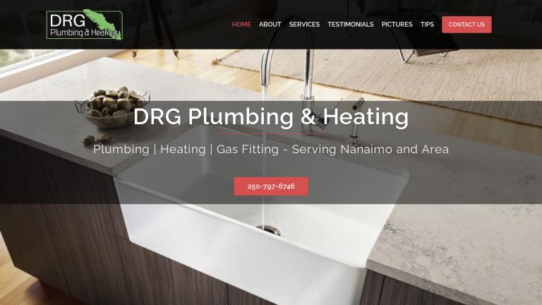 DRG Plumbing desktop