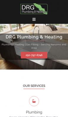 DRG Plumbing Phone