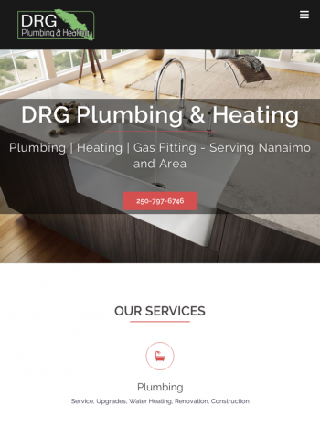 DRG Plumbing tablet
