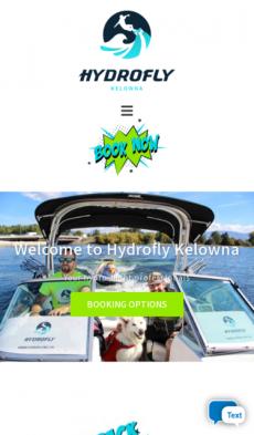 Hydrofly BC Phone